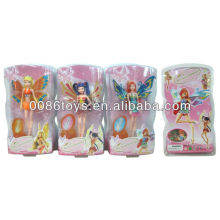Top sales 20CM Doll with wing russian packing / Doll