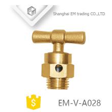 EM-V-A028 Type de robinet en laiton manuel de réduction de l'air tête de la valve