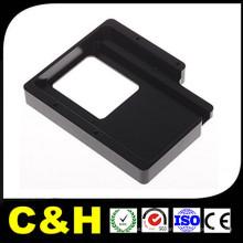 ABS POM PVC PP Material Plástico CNC Usinagem Fresagem Peças de Precisão