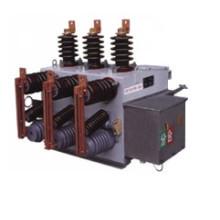 Interruptor automático de vacío montado en polo