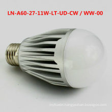 LED Bulb A60 E26 E27 dimmable 11W 120v 3 years warranty UL GS TUV CE ROHS certification