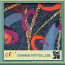 Latest Jacquard Design Bus Seat Fabric