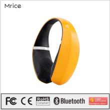 Auriculares de alta fidelidad estéreo multimedias de los auriculares de Bluetooth del receptor de cabeza de Sr.