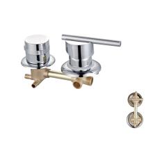 Factory  cheap brass wall mounted mixer faucet  Bathroom Shower Faucet
