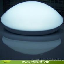 LED-Deckenleuchte rund mit 2.4G RF CCT Dimmbar