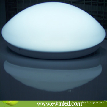 LED Потолочный светильник круглый с 2.4 G ЧУТ РФ затемнения