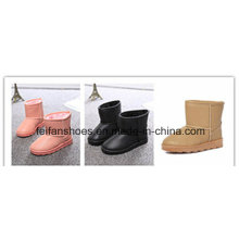 New Design Children Snow Boots Winter Boots Children Shoes with PU Upper