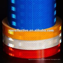 Fita adesiva colorida do material scotchlite de 3M para a segurança