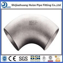 stainless steel 90 degree pipe elbow