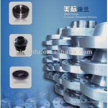 Fournisseur de fabrication de brides à haute pression moyenne et basse pression en Chine