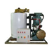 Seawater Industrial Chicken Chiller Flake Ice Machine