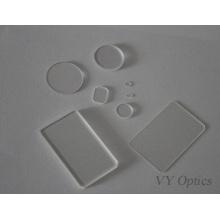 Optische unregelmäßige Fenster mit Beschichtung