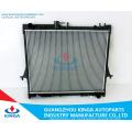 Bester abkühlender Aluminium-Auto-Heizkörper für Isuzu Pickup Dmax′06 Mt