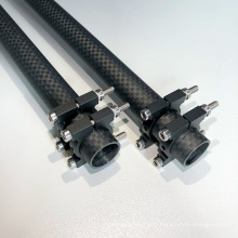 Full Carbon Fiber Round Tubes for RC toys