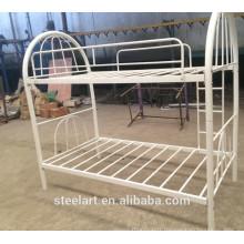 lit détachable bon marché en métal de grenier pour des adultes