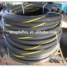 Resistente Ao Desgaste Industrial à Lama Flexível e Mangueira de Descarga 63mm
