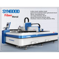 Máquina de corte do laser do yag do cnc MÁQUINA do LASER de YAG PARA O METAL de CORTE Syngood SG0505 (0.5 * 0.5m) Yag estável