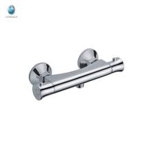 KWM-02 china lieferant dual holes massivem messing italienischen stil dusche mischer, wand montiert badezimmer italienischen stil dusche mixer
