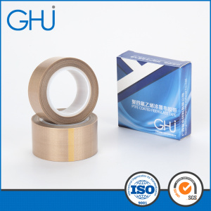 High Heat Silicone Adhesive Tapes