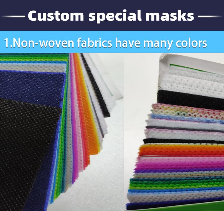 non wowen fabrics sample