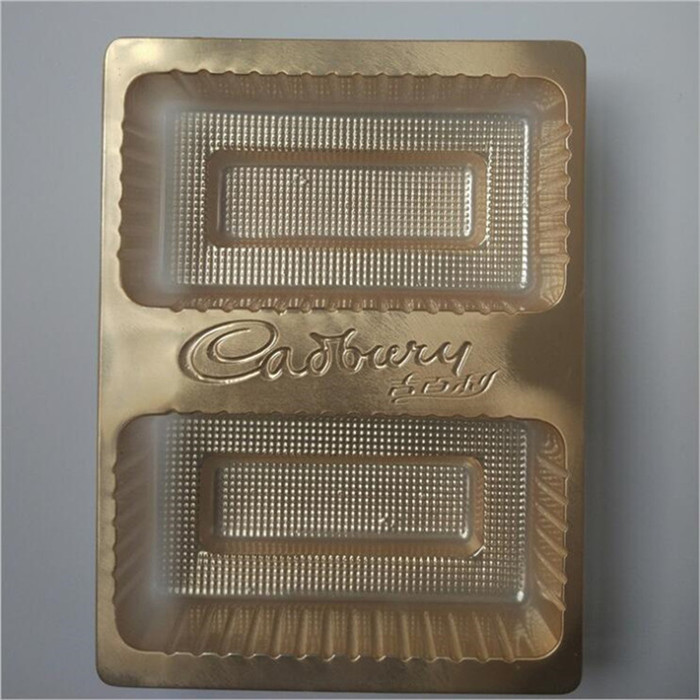 Plastic Candy Packing Tray
