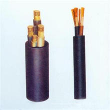 Rubber Sheathed Light-Duty Movable Flexible Coal Mine Cable