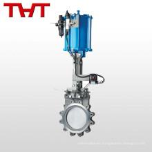 Heavy-duty lug tipo neumático operado personalizado lug levantamiento vástago válvula de compuerta