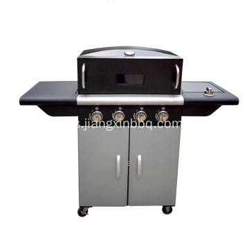 Backyard Gas Pizza Oven A La Venta