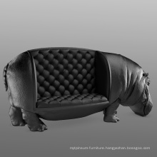 Maximo Riera Famous Design Hippo Sofa Chair