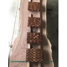 American Walnut Solid Cutting Board End Grain