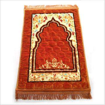 Prayer Rug Carpet Attraction Carpet Low Price Digital Printed Indian Prayer Rug for Sale for Prayer Room
