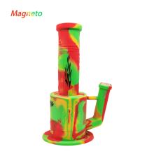 9.8 Tubo de Água Percolator Magneto Silicone Honeycomb