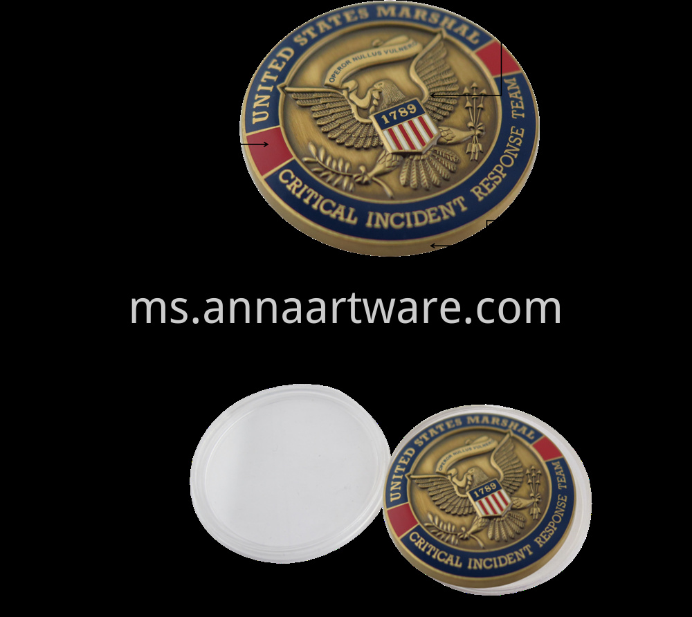Challenge Coin Crafts And Pack