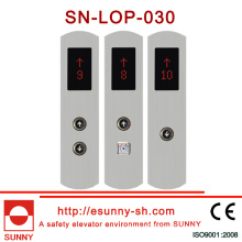Elevator Push Button Panel (SN-LOP-030)