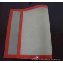 Esteira de cozimento do silicone do Non Stick
