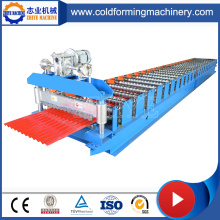 Corrugation Metal Board Sheets Forming Machinery