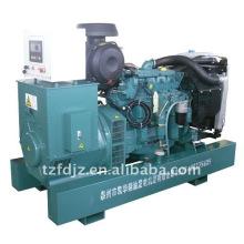 100kw volvo open type diesel generators