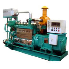 120kw Chinese Open Type Gas Generator with CHP