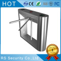 Gym EU Standard IR Sensor Waist Height Turnstile
