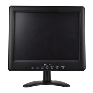 10 Inch 4:3 Ratio LCD Display and Monitor