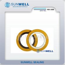 Mica Vermiculite Spiral Wound Gasket Ring