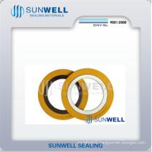 Standard Spiral Wound Gasket Flange Sunwell Gaskets 600