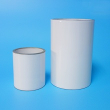 Cylindre en céramique d'alumine métallisée de grand diamètre