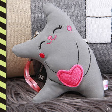 Reflective Plush Cat Toys with CE En13356/Reflective Doll for Safety/Bag Reflective Hanger