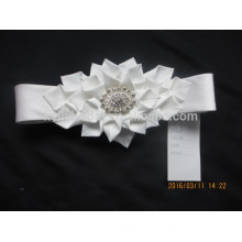 Neue Entwurfs-heiße Verlegenheits-Ordnungsbeutel-Zusätze Rhinestone-Beschneidung für Hochzeitskleidgurt