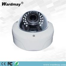 OEM Vandal-proof 4.0 / 5.0MP CCTV IR Dome IP Camera