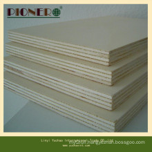 White Melamine Plywood for India