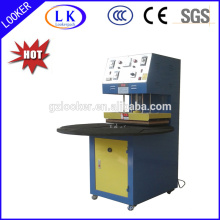 Hot PVC blister sealing machine for Hair elastic clip