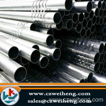 Excellent quality for Galvanised Steel Pipe HOT DIP GALVANIZED PIPE 2 INCH FOR HANDRAILS export to Mayotte Exporter
