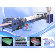 Xps Foam Board Production Line For Industry Or Construction